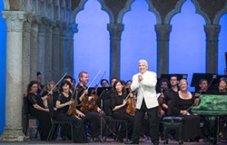 CARAMOOR PHOTOGRAPHER - Classical, Program Alumni, Symphonic/Venetian Theater
