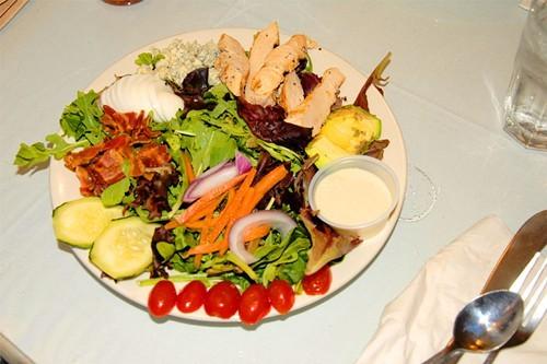 Cobb Salad at Hudson Hils
