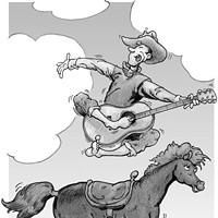 Cowboy Acrobats