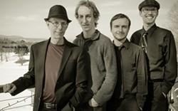 B. DOCKTOR - Crazy Feet Quartet