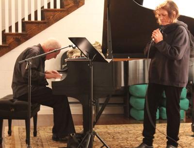 Creative Music Foundation Directors Karl Berger and Ingird Sertso