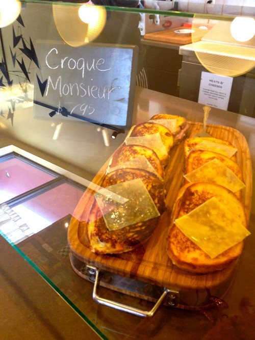 Croque Monsieur To Go