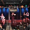The Diamond Street Dames at Club Helsinki