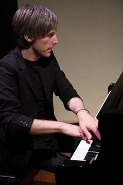 David Friend, pianist