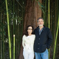 Local Luminaries: Jonathan and Diana Rose