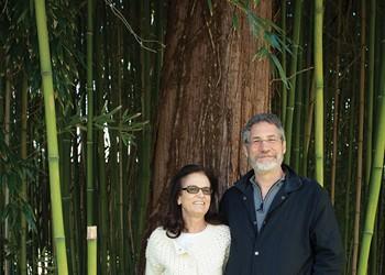 Local Luminaries: Jonathan and Diana Rose