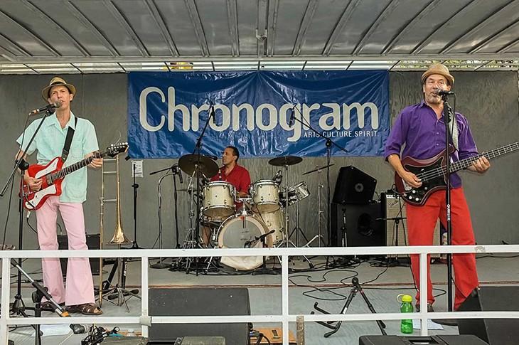 Chronogram's 20th Anniversary Block Party