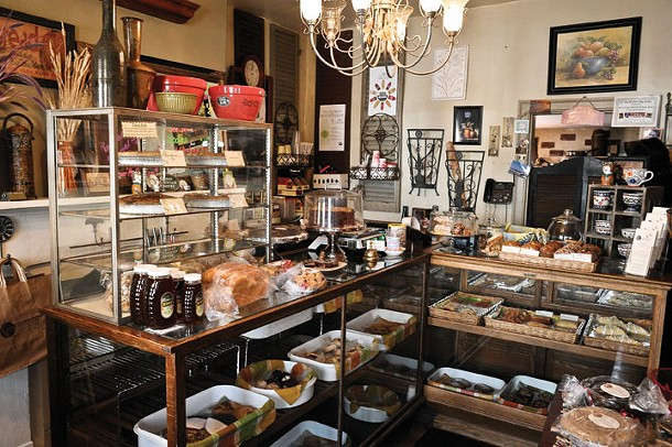 Downtown Breads and Bake Shop in Montgomery. - DAVID MORRIS CUNNINGHAM