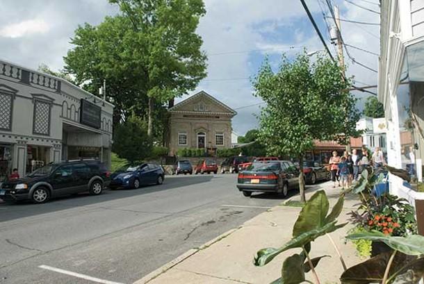 Downtown Millerton