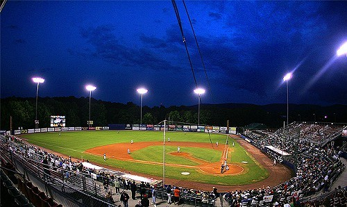 Dutchess Stadium in Wappingers Falls