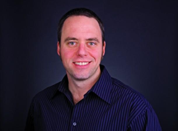 Editor Brian K. Mahoney.