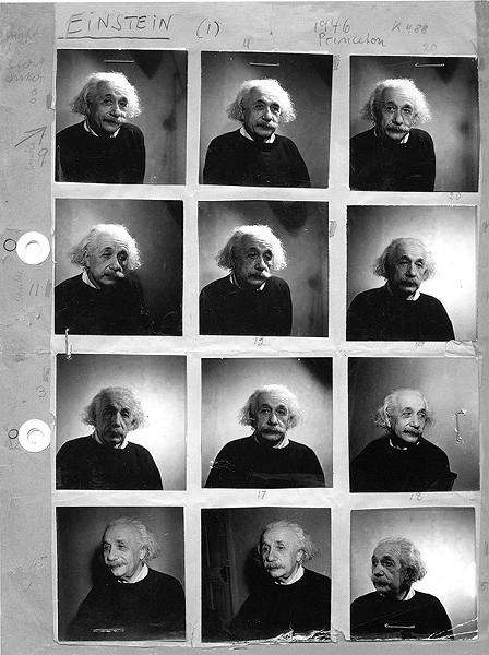 """""""Einstein Princeton"""" 1946, Fred Stein. - FRED STEIN"""