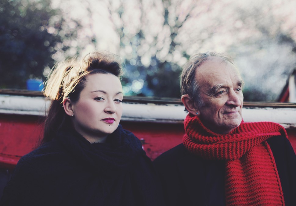 Eliza and Martin Carthy