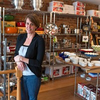 Community Pages: Beacon & Fishkill Emily Burke, Owner at Utensil Kitchenware, Main Street, Beacon Rob Penner