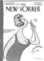 Eustacia Tilly, _the_ New Yorker, _1992_