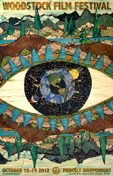"""Eye of the World"" by Bill Miller."