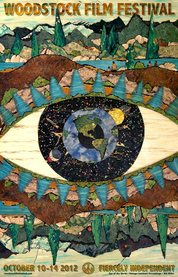"""Eye of the World"" by Bill Miller."