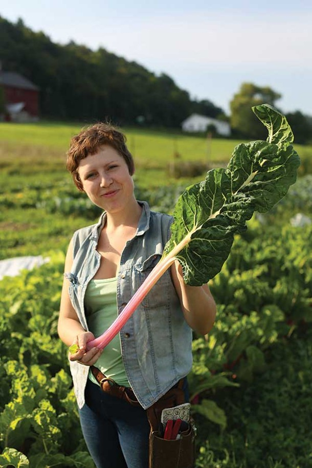 Faith Gilbert of Letterbox Farm Collective - TURNQUIST PHOTOGRAPHY
