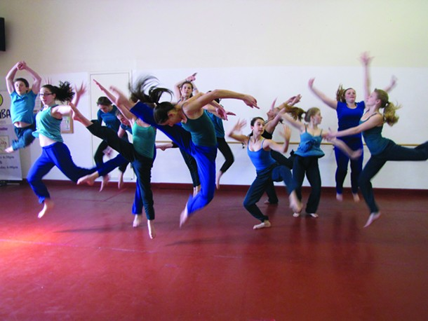 Figures in Flight dances for a final time on June 6 at SUNY Ulster.
