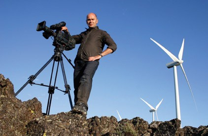 Filmmaker Robert Stone. Courtesy Zeitgeist Films.