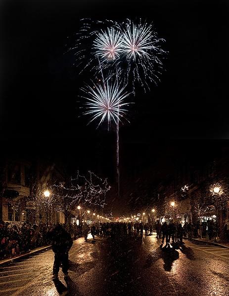 Fireworks! 2009. - DANIEL REGION