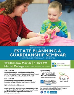 ABILITIES FIRST - FREE Estate Planning & Guardianship Seminar for families of persons with disabilities.