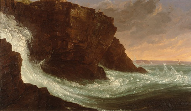 Frenchman's Bay, Thomas Cole, 1844
