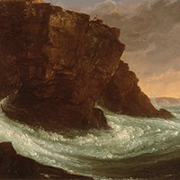 Thomas Cole & Frederic Church: Master, Mentor, Master