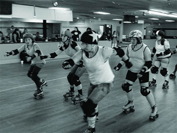 Frightmares is the junior roller derby league of the Hudson Valley Horrors.