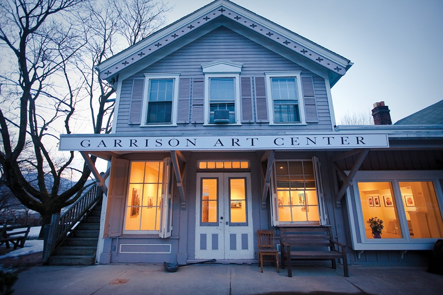 Garrison Art Center - STEFFEN THALEMANN