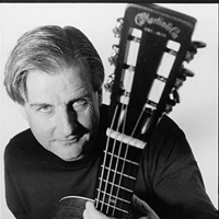 Geoff Muldaur Moans in Rosendale on Saturday
