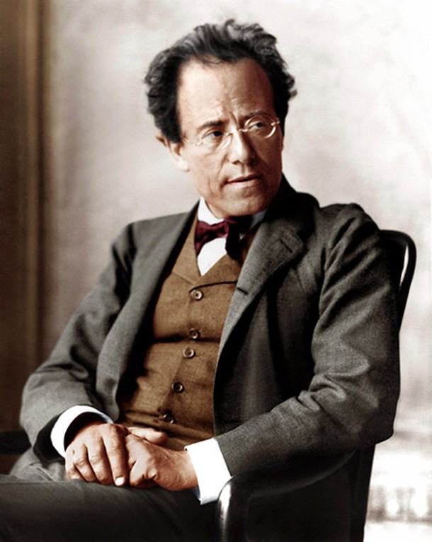 GUSTAV MAHLER; ©BOOSEY AND HAWKES COLLECTION / ARENAPAL / THE IMAGE WORKS