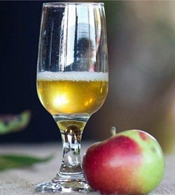Hard Cider - The hottest alcoholic beverge in the country.