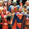 """Heroes and Villains: The Comic Book Art of Alex Ross"""