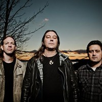 Merry Christmas! High on Fire Pummels Poughkeepsie