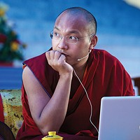 Enter the Karmapa