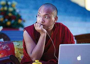 Enter the Karmapa