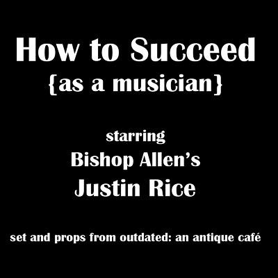 How to Succeed as a Musician