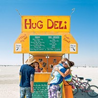 On the Cover: Hug Deli