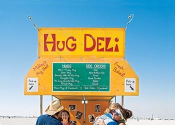On the Cover: Hug Deli