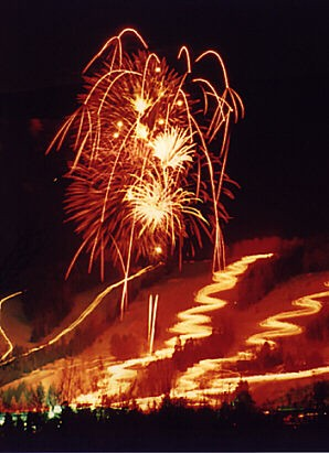Hunter Mount Resort will host a New Years celebration with a fireworks display. title=Hunter Mount Resort will host a New Years celebration with a fireworks display.