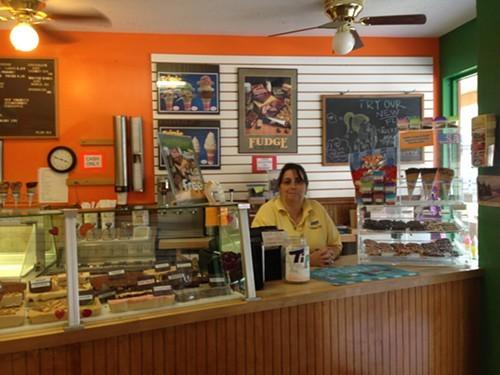 Ice Cream Station in Phoenicia
