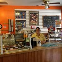 Ice Cream Station in Phoenicia: Ice Cream & Homemade Fudge