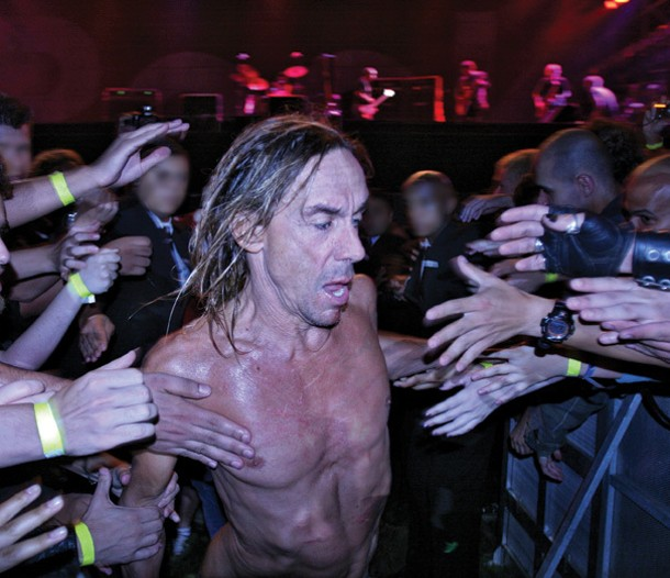 Iggy and the Stooges play Raw Power in its entirety at All Tomorrow's Parties in Monticello on September 3.