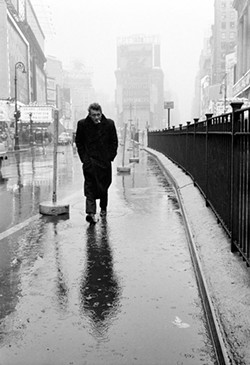 DENNIS STOCK—MAGNUM - James Dean in New York City, 1955.