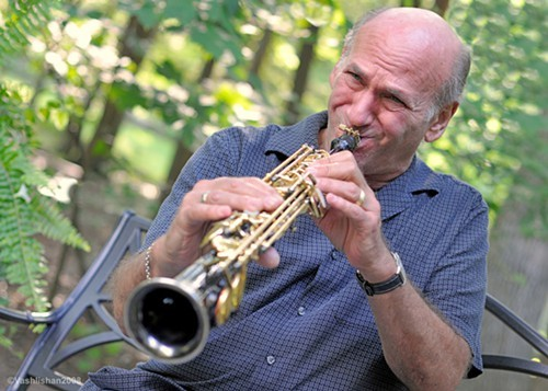 Jazz musician David Liebman takes the stage at Sugar Loaf Performing Arts Center on August 10 at 8pm.