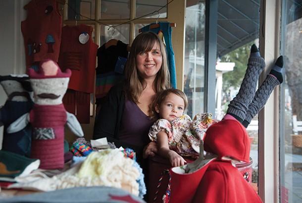 Jessica Walsh of Illuminated Baby - JENNIFER MAY