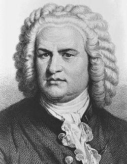(PUBLIC DOMAIN) - Johann Sebastian Bach