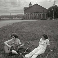 Johanna Warren and Sasha Pearl