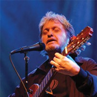 Jon Anderson at Bearsville Theater